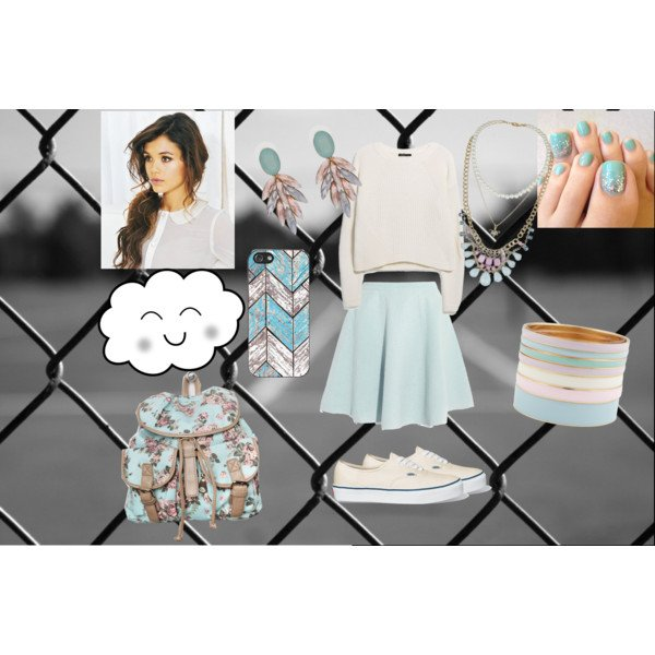 Tenue Automne Girly #1