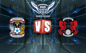 Prediksi Coventry City vs Leyton Orient 2 April 2015 League