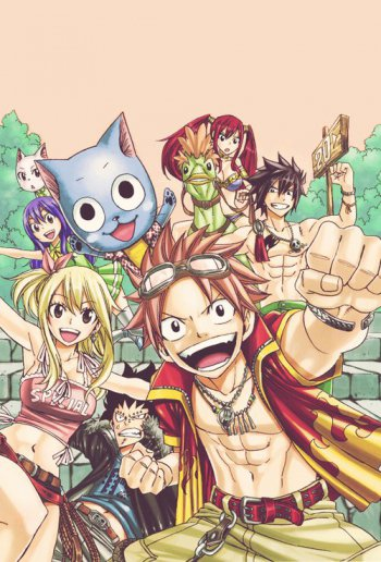 The World Of Fairy Tail