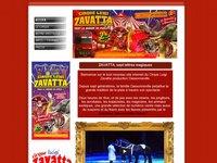 Site officiel du Cirque Luigi Zavatta - ACCUEIL