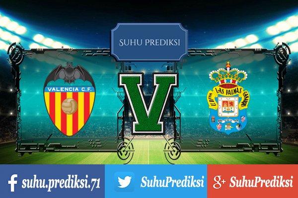 Prediksi Bola Valencia Vs Las Palmas 10 Januari 2018