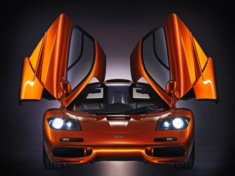 The very first sketch of McLaren BP23