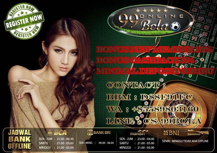 Apa Keistimewaan Dari Casino Online Indonesia? | 99 Bola
