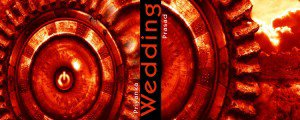 Royal Dark Red PSD Template For Karizma Album Design Free Download