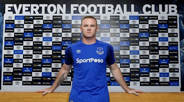 Wayne Rooney confirms to Man Utd fans: I'm joining Everton - Daily Soccer News