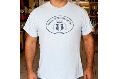Father's Day Gift Ideas - San Giuseppe Salami Co. T-Shirt