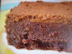 Gateau au chocolat au four micro-ondes (pour les impatients)