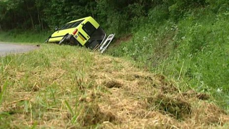 6 enfants blessés à Celles-sur-Durolle (63) - ACCIDENT - France 3 Régions - France 3