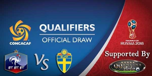 Prediksi Swedia Vs Prancis 10 Juni 2017 | 99 Bola