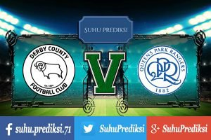 Prediksi Bola Derby County Vs Queens Park Rangers 1 April 2017