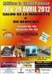 Salon de la Maquette du Maquette club Pars les Romilly