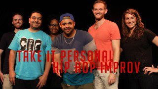 Joell Ortiz on Take It Personal: The Hip Hop Improv Show