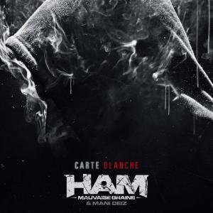 ALBUM CARTE BLANCHE - HAM Mauvaise Graine