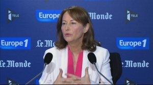 """Ségolène Royal : """"il faut imaginer et construire une société sans charbon et sans pétrole"""" - Le Grand Rendez-vous"""