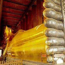 Au gré de mes idées: Le Wat Pho, temple du Bouddha couché Bangkok Thaïlande