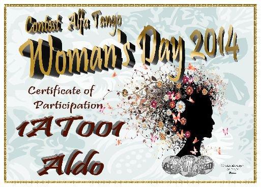 G.R.I. ALFA TANGO - Woman's Day Contest 2015