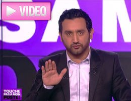 Cyril Hanouna s'en prend violemment à Christophe Hondelatte (VIDEO)