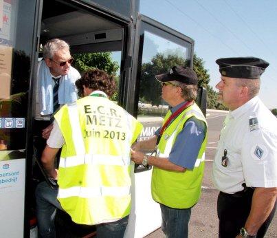 Autocars : les migrations estivales sous haute surveillance