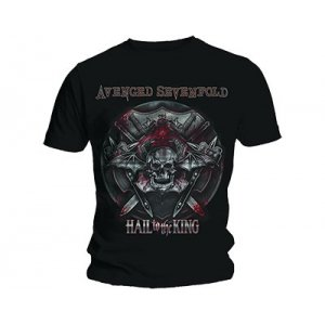 T shirt Avenged Sevenfold Armour - Checkpoint Fanstore - Nîmes