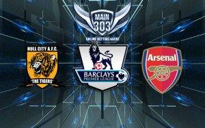 Prediksi Hull City vs Arsenal 5 Mei 2015 Premier League