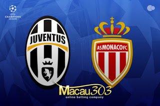 IDN SPORTSBOOK MACAU303: Prediksi Judi Bola Juventus vs AS Monaco 10 Mei 2017