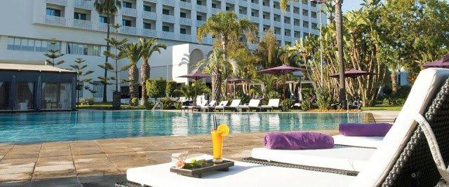 Réservation a Hotel Sofitel Rabat Jardin des Roses - Hôtel à Rabat, Maroc - Coupon France