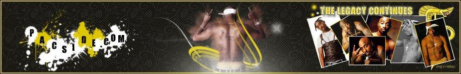 PacSide - tout sur Tupac
