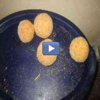 Diaporama Kizoa : recette arangine sicilianni