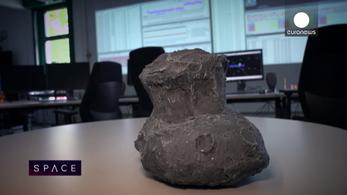 ESA Euronews: Rosetta's quest for the origin of life