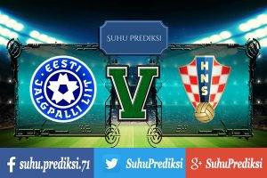 Prediksi Bola Estonia Vs Kroasia 28 Maret 2017