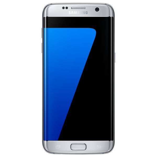 "Samsung S0400604 - Téléphone portable Samsung SM G935F S7 edge Galaxy 5.5"" 4G 32GB Octa Core Argenté"