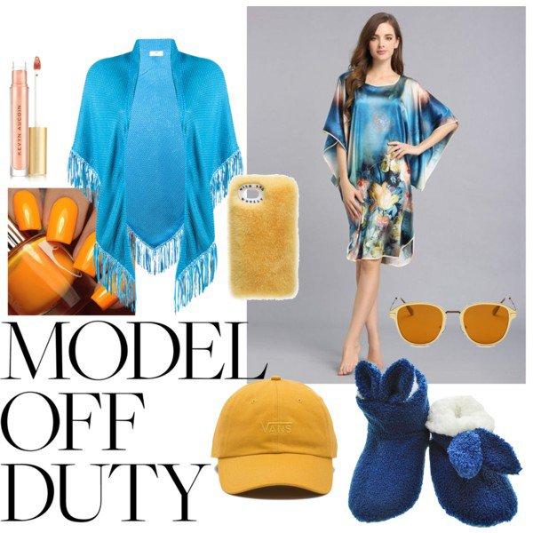 #modeloffduty