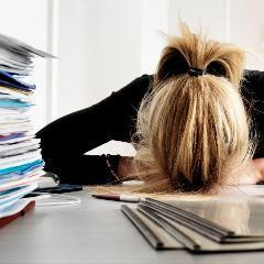 Hausse des dépressions, troubles anxieux et stress post-traumatiques reconnus comme accidents de travail (France)