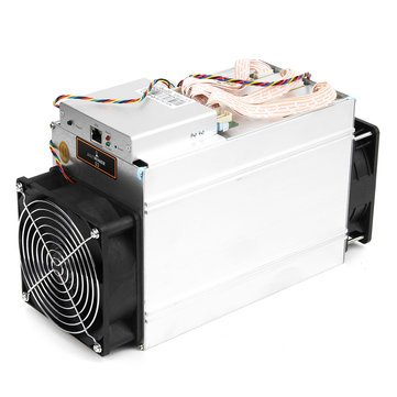 Original Bitmain Antminer D3 17.5GHs - Cryptocurrency Ethereum BitCoin Litecoin Miner