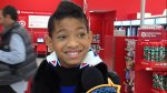 Willow Smith Spreads Holiday Cheer To Needy Families | Access Hollywood - Celebrity News, Photos & Videos