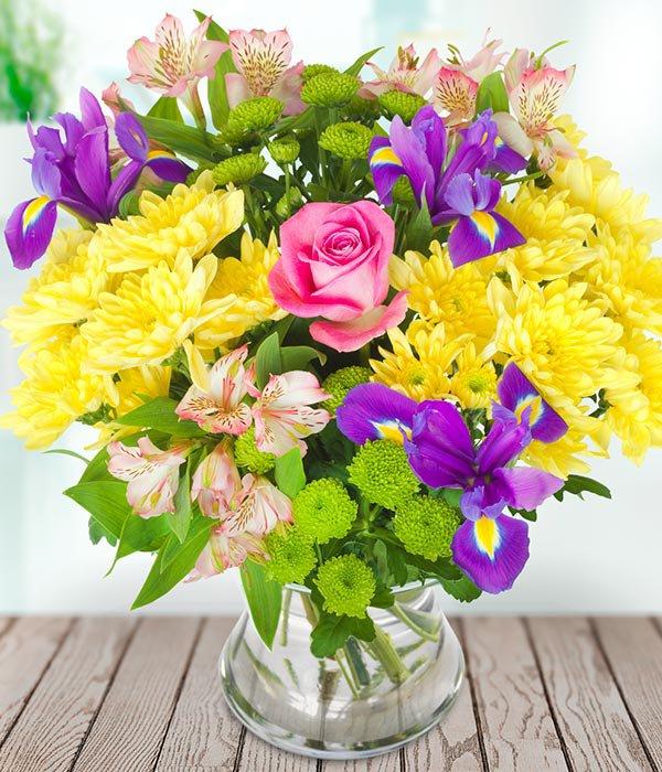 Fresh Flowers Delivered UK Wide