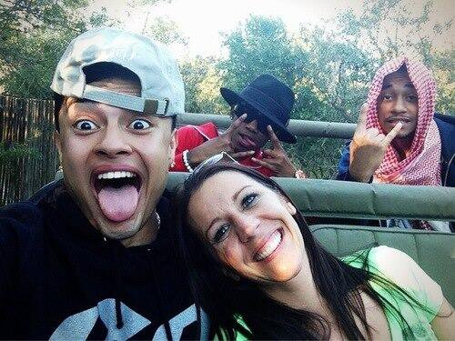 Fredo, Pattie, Lil Za, Lil Twist  dna sla jingle en afrique