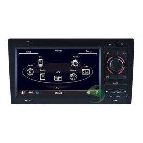 Auto DVD Player GPS Navigationssystem für Audi A8 S8(1994 1995 1996 1997 1998 1999 2000 2001 2002 2003)