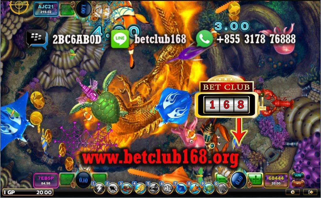 Keuntungan Jackpot Besar Permainan Judi Tembak Ikan Online