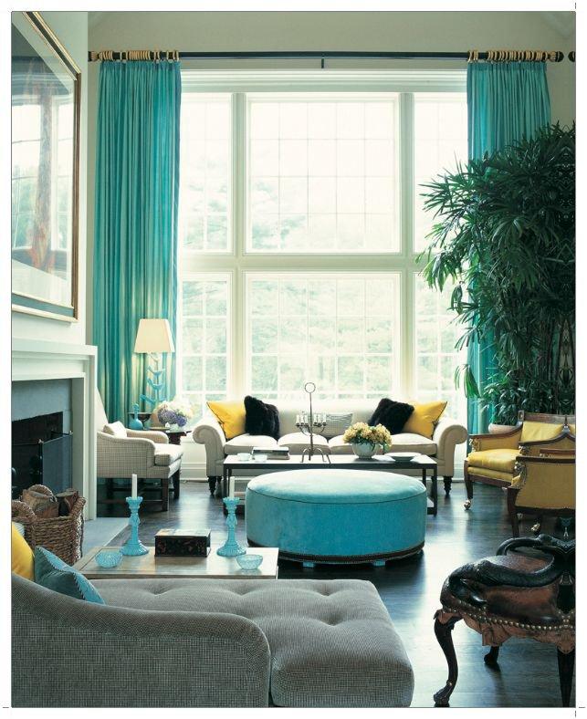 38 Modern Decor Ideas For Living Room 10 Tips For The: Turquoise Living Room Design Ideas
