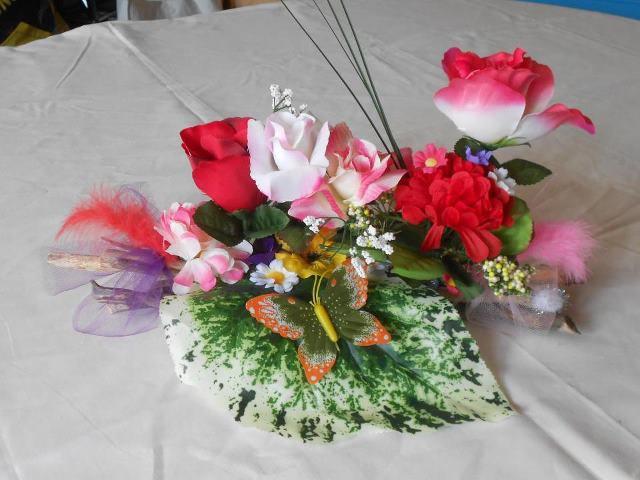 Décoration de table pour mariage, baptème, évènement.