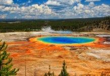 Le super-volcan de Yellowstone vient d'observer 878 séismes en deux semaines