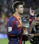 """Piqué : """"Ferguson est comme un deuxième père"""" - ♥ Toute L'actualité Du Fc Barcelone ♥"""
