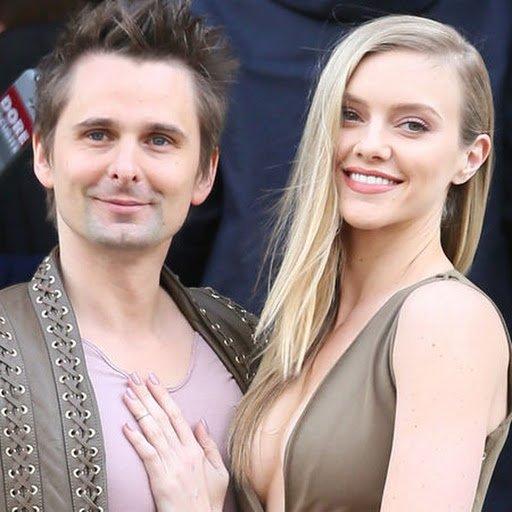 Matt Bellamy, leader de Muse, se fiance pour la troisième fois