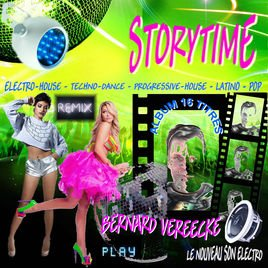 "‎New Album ""Storytime"" by Bernard Vereecke on iTunes"