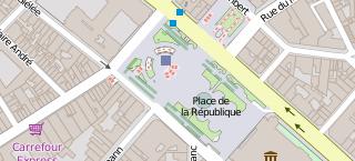 """19 nov.: Manifestation pour la fermeture du bar """"la Citadelle"""" / Lille Centre"""
