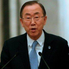 Russie / JO : A Sotchi, Ban Ki-moon appelle le monde à s'élever contre les attaques anti-gays