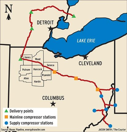 Energy Transfer Partners Building Another Pipeline With More Mishaps