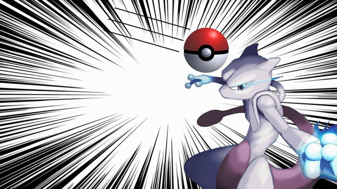Imas69 #71 - Capturer Mewtwo avec une Poké Ball