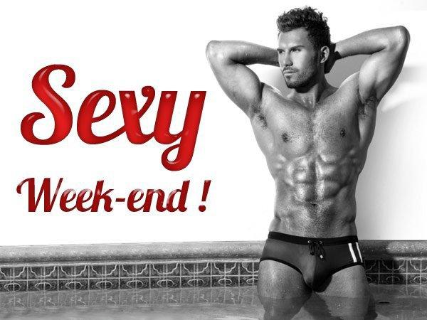 Bon week-end mon ami...